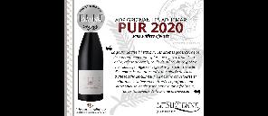 ENCORE UNE MEDAILLE POUR NOTRE PUR 2020 !!!