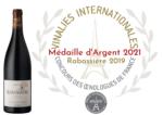 RABASSIERE 2019 : MEDAILLE D'OR AUX VINALIES INTERNATIONALES 2021