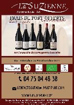 OFFRE FRAIS DE PORT OFFERTS DES 48 BOUTEILLES ACHETEES DU 15 OCTOBRE AU 31 DECEMBRE 2021