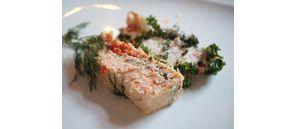 Salmons terrine