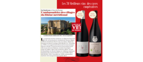 NOS VINS NOTES SUR LA REVUE DU VIN DE FRANCE