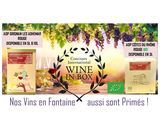 FONTAINES A VIN PRIMEES A BEST WINE IN BOX