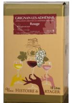 BIB GRIGNAN-LES-ADHÉMAR ROUGE 10L
